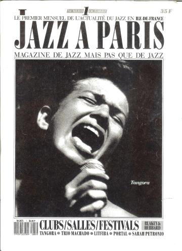 Jazz à Paris, Septembre 1988