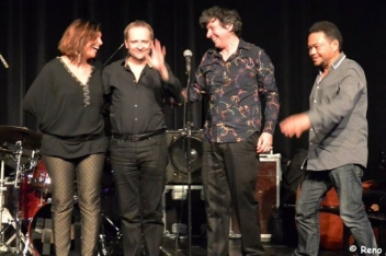 avec Michel Zenino - Jeff Boudreaux et Mario Canonge